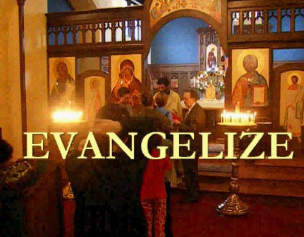 evanglize